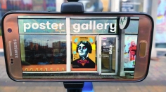 AR poster expo